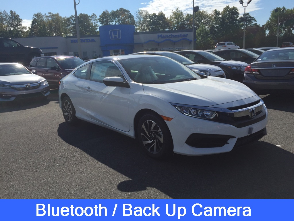 pre owned 2016 honda civic lx p 2d coupe in manchester 51633 manchester honda. Black Bedroom Furniture Sets. Home Design Ideas