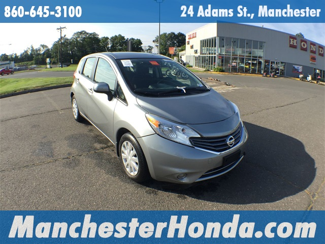 Pre Owned 2014 Nissan Versa Note Sv 4d Hatchback In Manchester