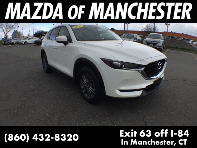 Pre-Owned 2017 Mazda CX-5 Touring Preferred Equipment Package