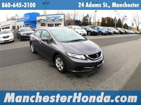 Pre Owned Honda Sales Buy A Used Honda Near South Windsor Ct